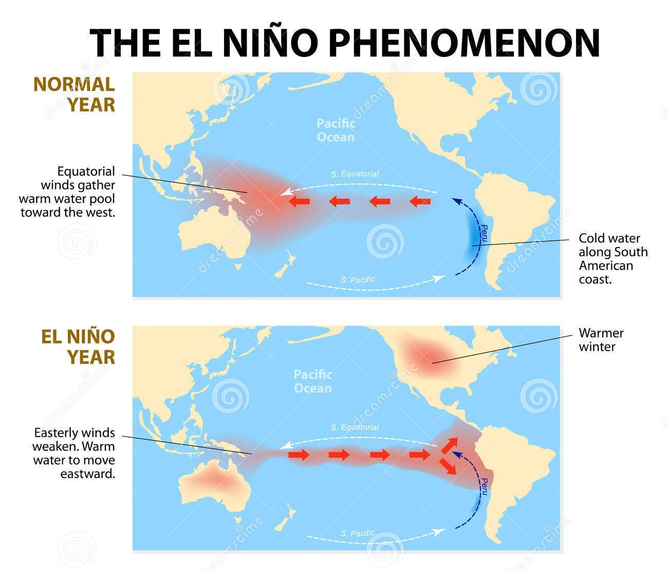 el-nino-phenomenon-diagram-shows-nio-disruption-ocean-atmosphere-system-pacific-ocean-having-36243049